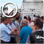En vidéo : Les forces de l'ordre dispersent une manifestation devant l'ambassade d'Egypte en Tuisie