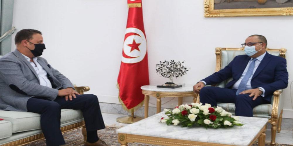 رئيس الحكومة يستقبل النائب عن الكتلة الديمقراطية ورئيس لجنة المالية هيكل المكي