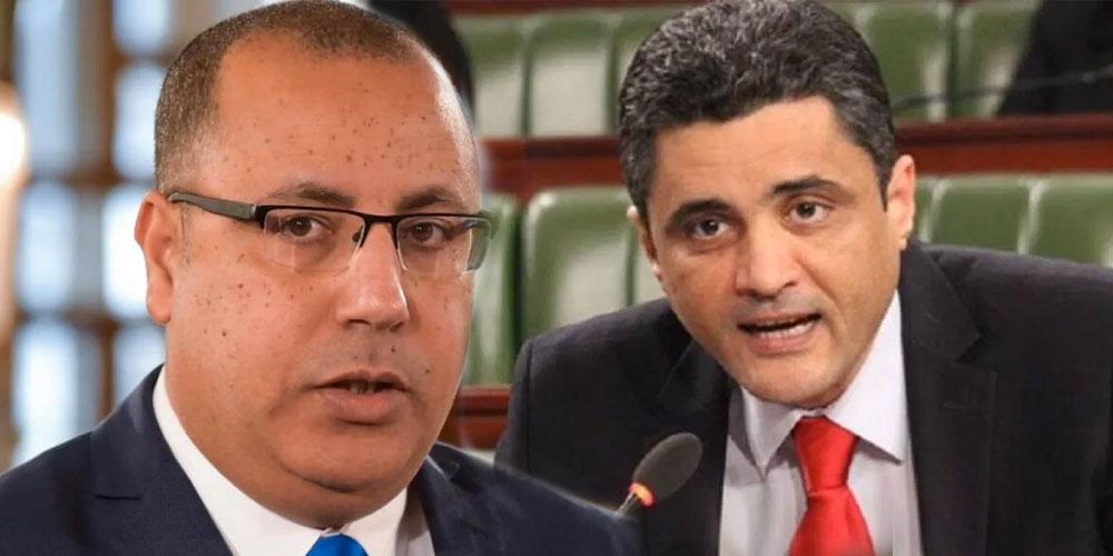 Mechichi reçoit les représentants du bloc de la réforme