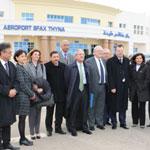Une commission d'inspection des Jeux Méditerranéens à Sfax
