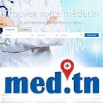 Med.tn : Plateforme de prise de rendez-vous médicaux en ligne