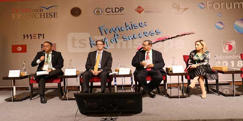 En photos : Le forum de la franchise : key of success