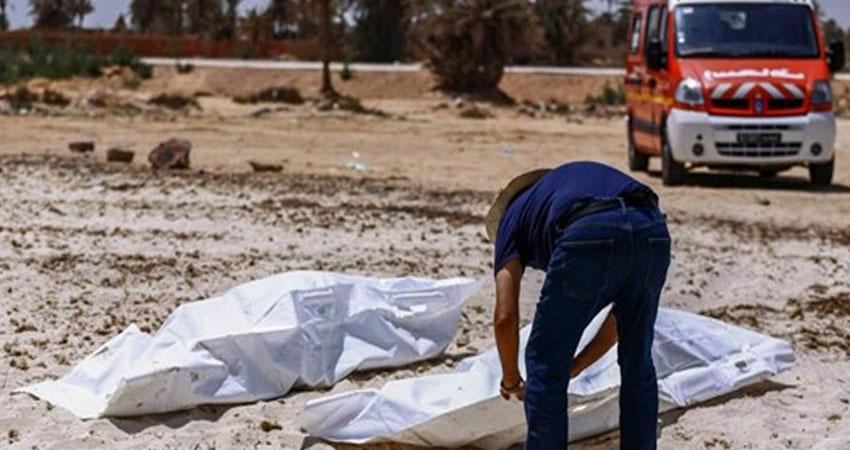 مدنين: ارتفاع عدد القتلى إلى 72 شخصا