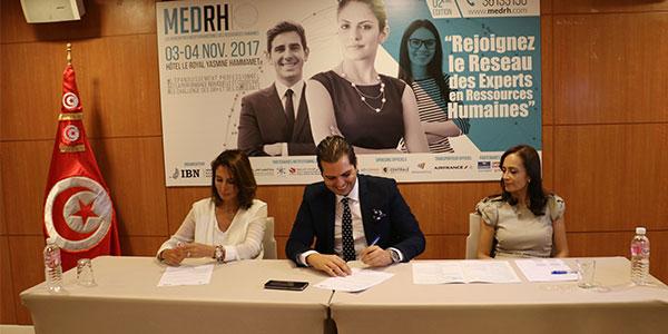 En vidéo  : 2ème édition de MEDRH les rencontres méditerranéennes des ressources humaines