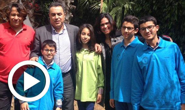 En vidéo : Mehdi Jomaa en coach des jeunes ingénieurs
