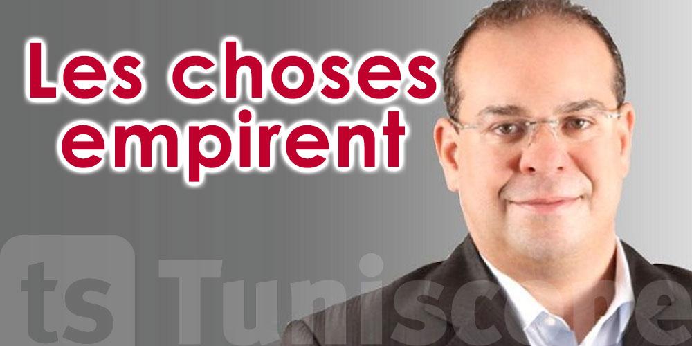 Ben Gharbia : il y a de la médiocrité au parlement et les choses empirent