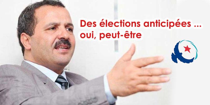 Abdellatif Mekki : nous serons peut-être obligés d'envisager des élections anticipées