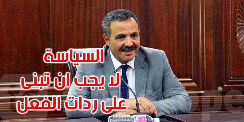 موقف عبد اللطيف المكي من جلسة سحب الثقة من الغنوشي