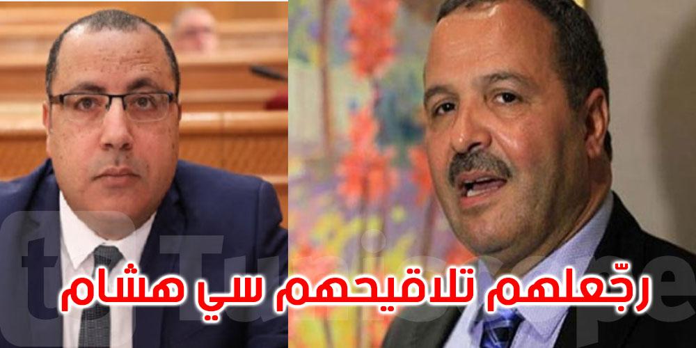 عبد اللطيف المكّي يدعو هشام المشيشي إلى إعادة اللقاحات الإماراتية