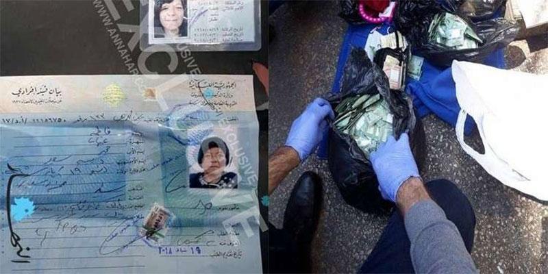 وفاة متسولة لبنانية ''مليونيرة ''!