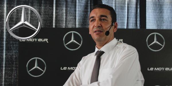 En vidéo : L'offre de reprise de Le Moteur ou l'occasion de décrocher une Étoile Mercedes