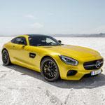 En photos : La nouvelle Mercedes-AMG GT : des performances de conduite inédites