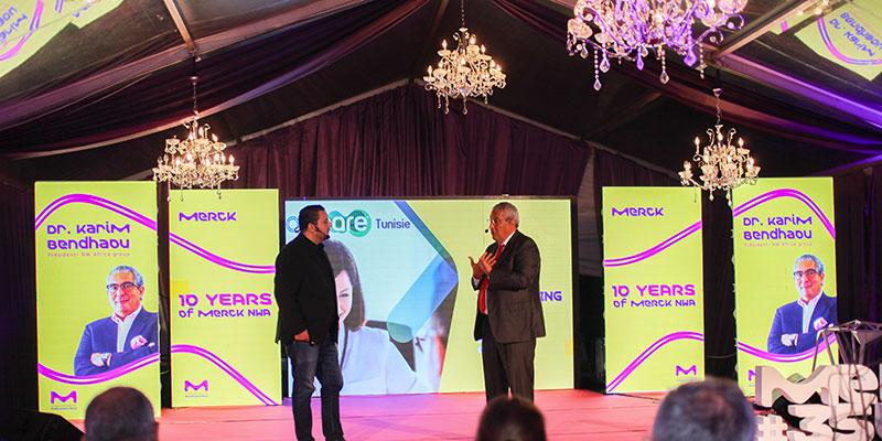 En photos : À Tunis son hub de développement régional, Merck célèbre ses 350 ans