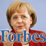 Angela Merkel nommée la femme la plus puissante du monde pour la cinquième année consécutive