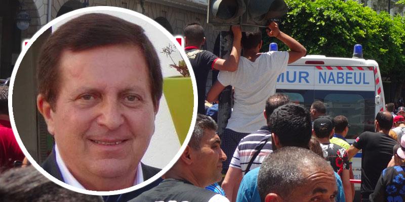 Le message de soutien du Conseiller Consulaire des Français de Tunisie