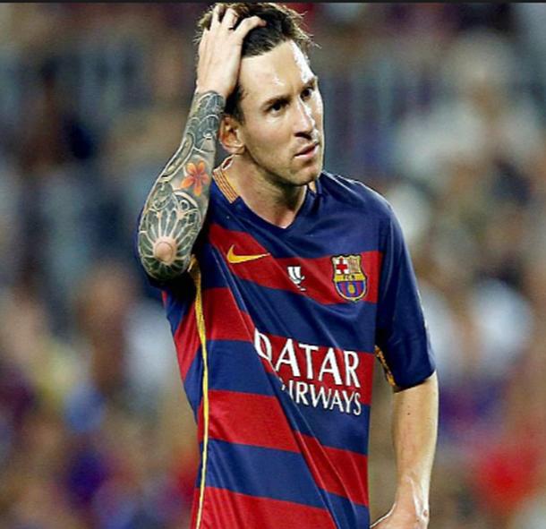 القضاء الإسباني يستبدل عقوبة اللاعب ميسي من السجن إلى غرامة مالية