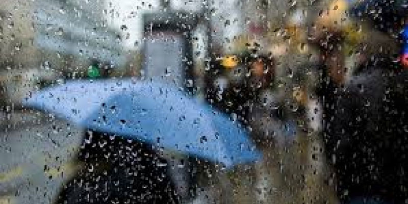 Alerte météo, Pluies orageuses et températures en baisse