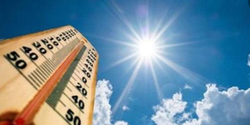 طقس الخميس: ارتفاع درجات الحرارة محددا لتصل إلى 48 درجة