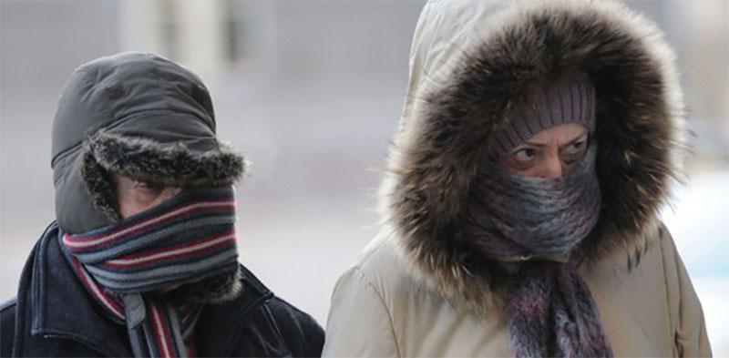 تحيين من المعهد الوطني للرصد الجوي: الحرارة تصل إلى درجة واحدة
