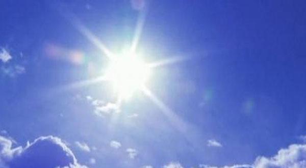 التوقعات الجوية ليوم الأحد 20 أوت 2017