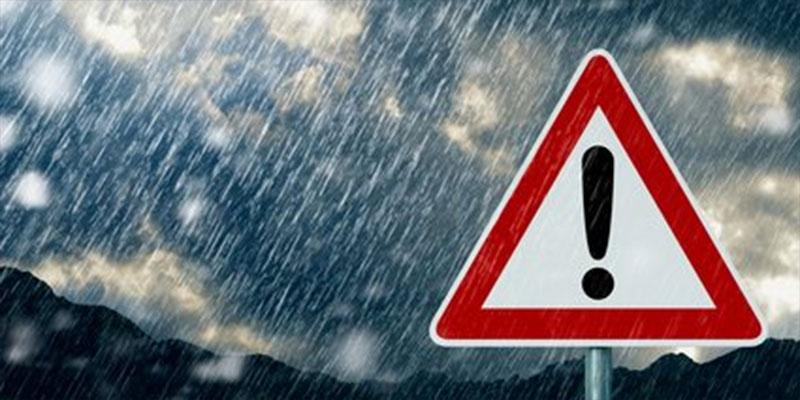 الرصد الجوّي: أمطار غزيرة منتظرة