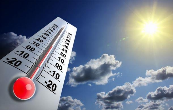 Météo du weekend: Températures maximales comprises entre 19 et 23° sur le nord et le centre, demain