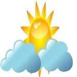 اليوم: الحرارة لا تتجاوز 34 درجة وسحب كثيفة بعد الظهر مع بعض الأمطار