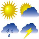 طقس اليوم: بعض الأمطار بالشمال وحرارة في انخفاض لا تتجاوز 26 درجة