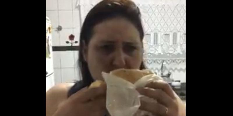 En vidéo : Une internaute dévoile sa drôle de méthode pour perdre du poids…