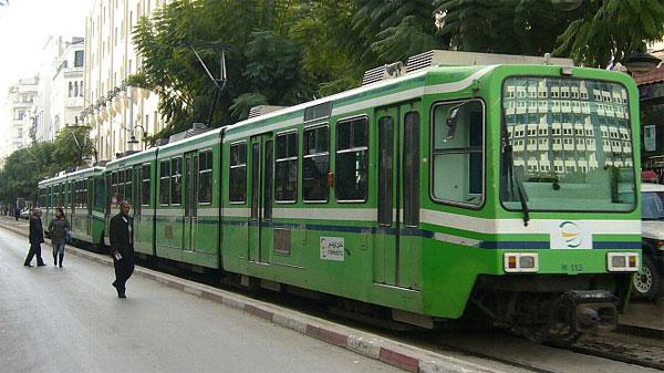 تحوير جزئي في حركة المرور بمفترق السكّة الحديديّة للخط رقم 2 تونس أريانة