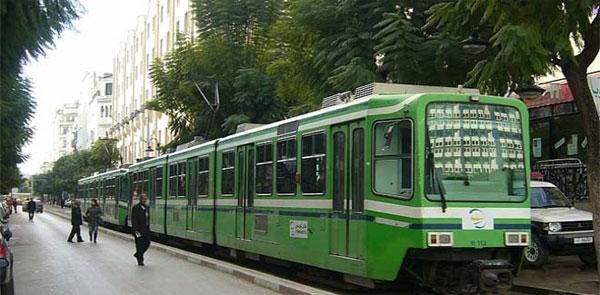 بــلاغ من شركة نقل تونس إلى كافة مستعملي خطوط المترو رقم 3 و 4 و 5