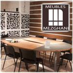 En photos : Découvrez le nouveau show room Meubles Mezghani à la Soukra