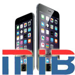 MIB annonce le lancement officiel de  l'iPhone 6 et  l'iPhone 6 Plus en Tunisie  À partir du 12 Décembre 2014