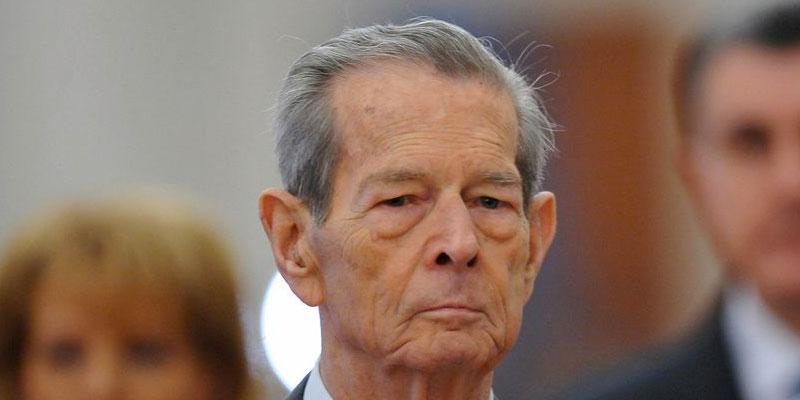 Décès à 96 ans de l'ancien roi Michel de Roumanie