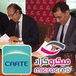 Un contrat de prévoyance Assurances Carte couvrira les microentrepreneurs de Microcred