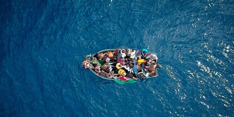 Tentative de migration déjouée de 19 personnes dont un bébé et un enfant