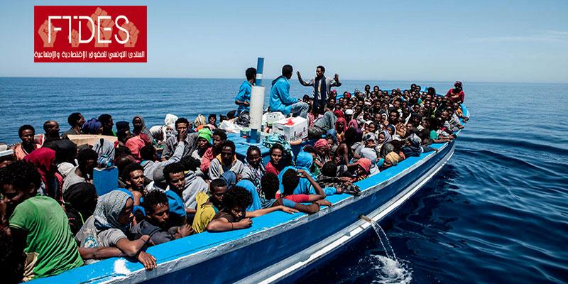 L'Italie veut transformer la Tunisie en une plateforme d'accueil des migrants