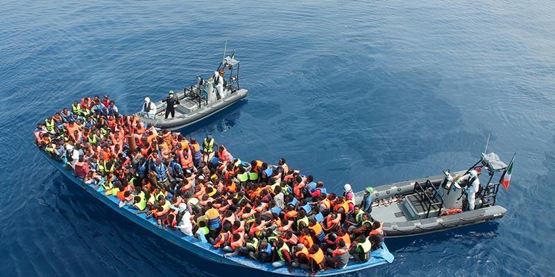 Un quart des migrants arrivant en Italie sera accueilli en Allemagne