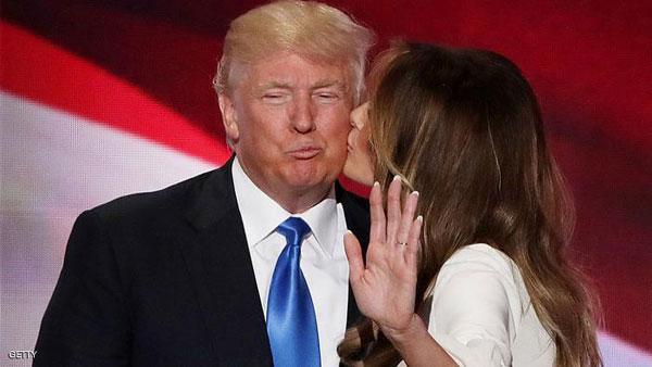 بالفيديو: أبرز المواقف المحرجة بين ترامب وزوجته
