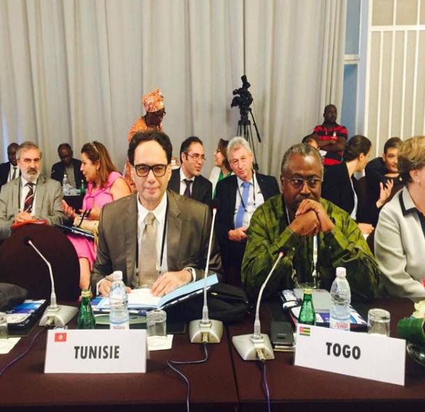 وزير الشؤون الثقافية يمثل تونس في المؤتمر الوزاري الرابع للفركوفونية في أبيدجان