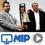 En vidéo : En sonnant la cloche, MIP devient la première entreprise média à la Bourse de Tunis