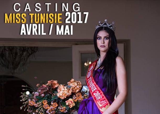 Miss Tunisie 2017 : voici les dates des castings