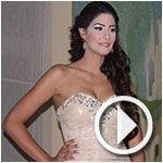En vidéo : Cocktail de couronnement de Marwa Héni, la représentante de la Tunisie  au concours Miss monde 2015