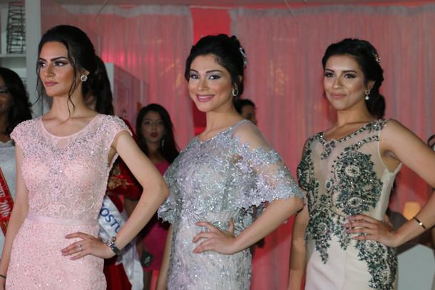En photos et vidéo : Découvrez les 19 candidates du concours Miss Tunisie 2017