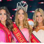 Miss Belgique 2015, à Djerba, du 18 au 25 août