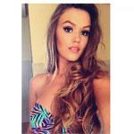 En photos: Miss Belgique 2015, est à Djerba, elle s'y plait et elle le fait savoir