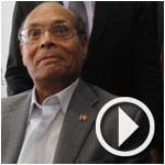 En vidéo : Moncef Marzouki dépose sa candidature