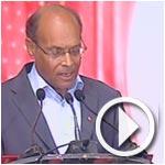 Moncef Marzouki : ''Interdire aux niquabées de passer les examens est intolérable''