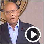 فيديو:منصف المرزوقي: الوحدة الوطنية خط أحمر وأدعو كل الأطراف إلى التهدئة لتخفيف الاحتقان
