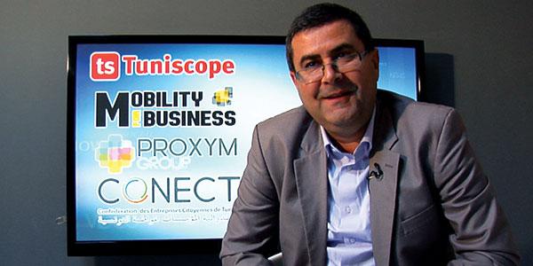 En vidéo : Wassel Ben Rayana présente Mobility for Business et le Conect IT